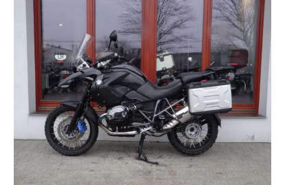 BMW - R1200GS - TRIPLE BLACK (ABS/ESA/ASC)